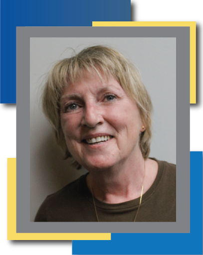 Headshot of Ann Mangold